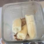 a banana....
