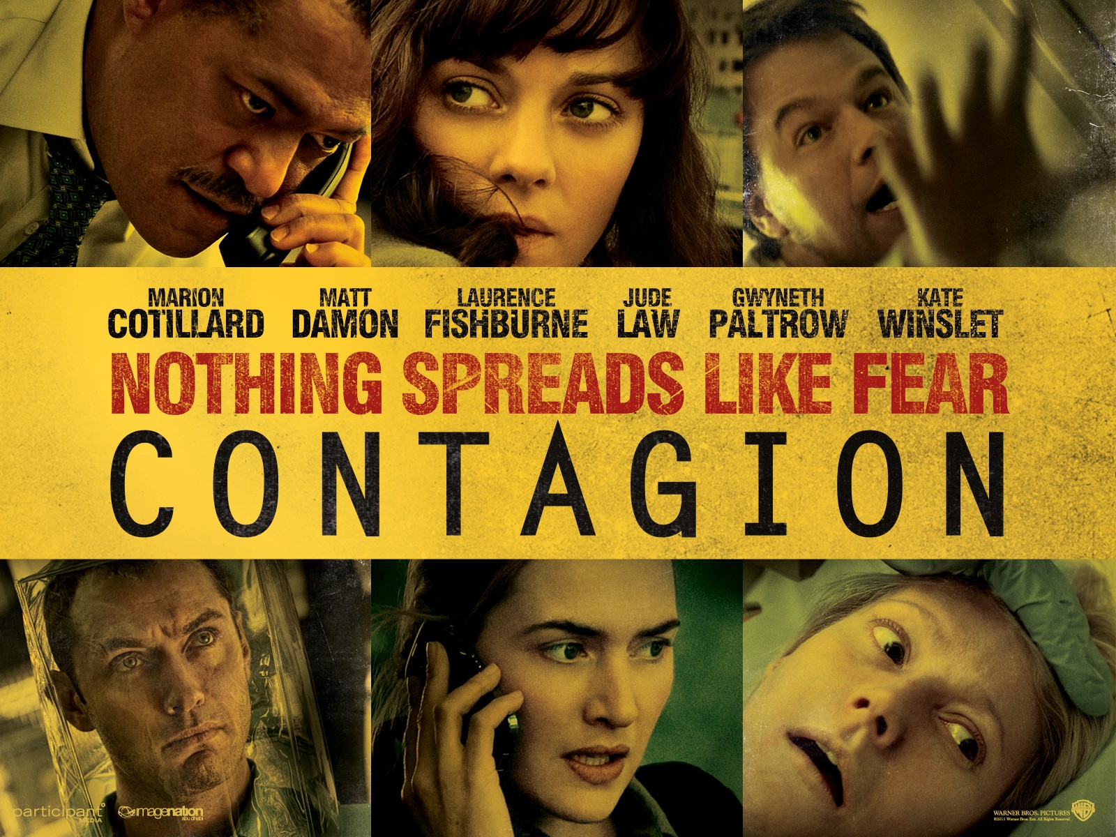"""The movie """"Contagion"""" is so realistic it's boring"""