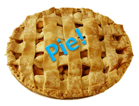 A Scientist's Perspective on Why Pie is Yummy and Delicious and Deserving of Your Respect and Admiration