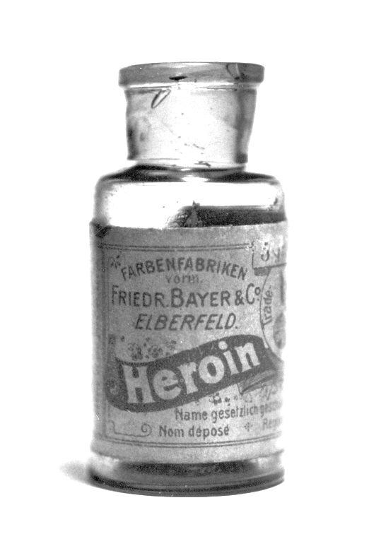 Bizzare Medical Treatments: Bayer Heroin