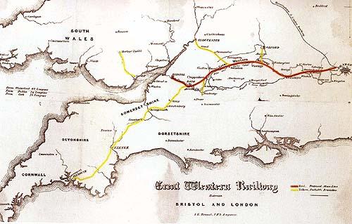 England's Greatest Engineer: The Great Western Railway