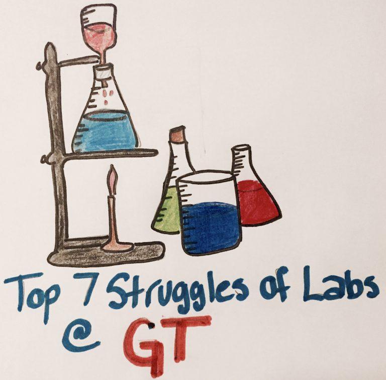 TOP 7 STRUGGLES OF LABS AT GT