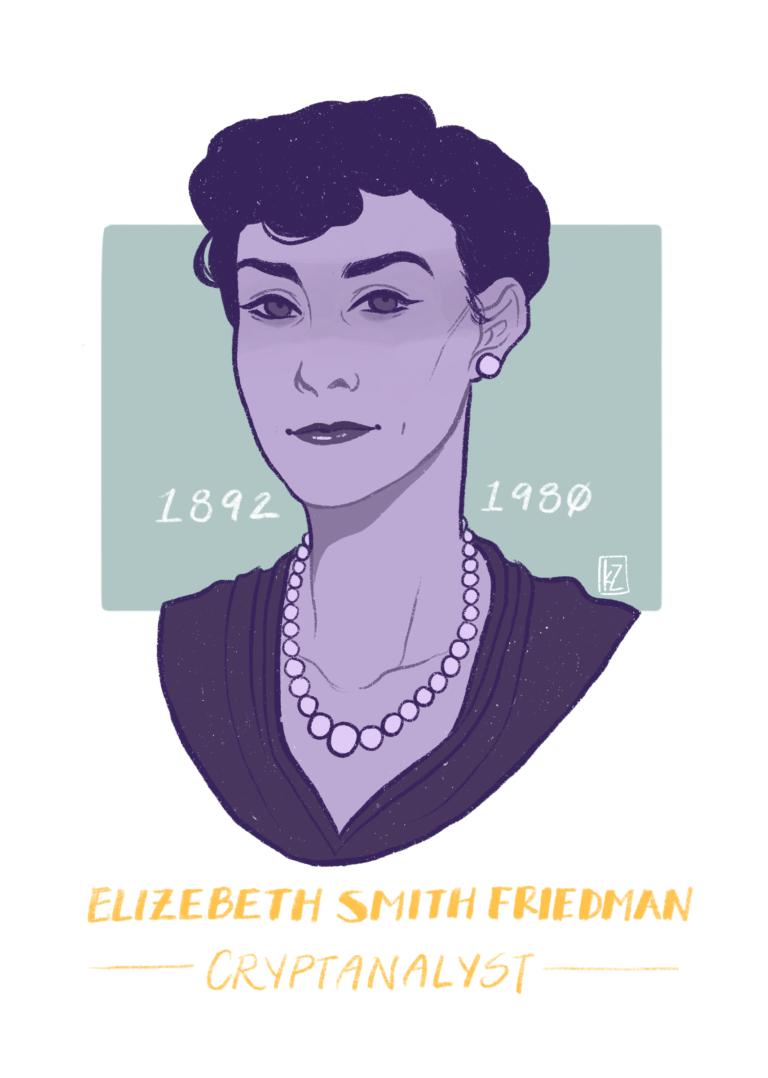 Elizebeth Smith Friedman: A Forgotten American Hero