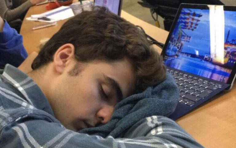 Are All-Nighters in College Actually Beneficial?